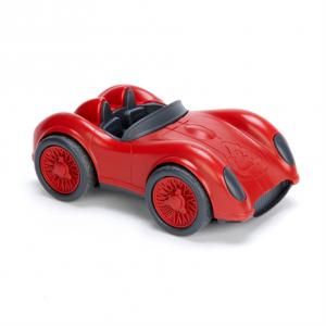 Green Toys Race auto rood