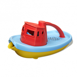 Green Toys Sleepboot blauwdek