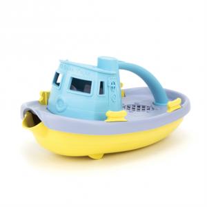 Green Toys Sleepboot Grijsdek