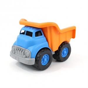 Green Toys Kiepauto blauw/oranje
