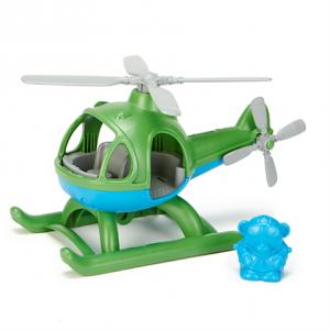 Green Toys - Helikopter Groen
