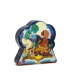 Djeco Puzzel Aladin 24 stuks
