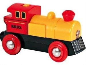 Brio Gele zelfrijdende trein