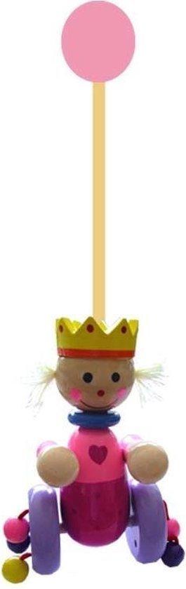 Loopstok Koningin