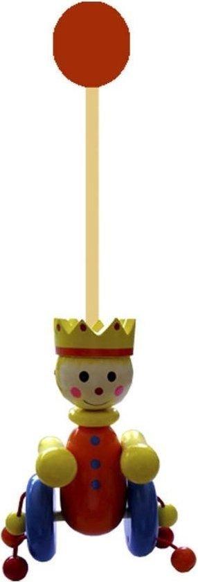 Loopstok Koning