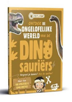 Feit en Fun dinosauriërs.