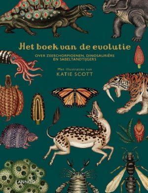 het-boek-van-de-evolutie